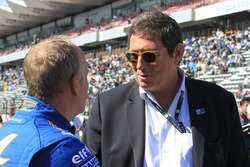 Philippe Sinault, Signatech Alpine Team Manager, Gerard Neveu, CEO FIA WEC