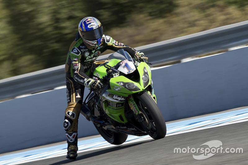 Supersport-WM: Kawasaki Puccetti Racing, Kawasaki ZX-6R
