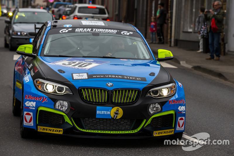 #310 Team Scheid-Honert Motorsport, BMW M235i: Thomas Jäger, Max Partl