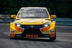 Gabriele Tarquini, LADA Vesta TC1