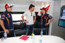 Marc Márquez, Repsol Honda Team, Fernando Alonso, Dani Pedrosa, Repsol Honda Team