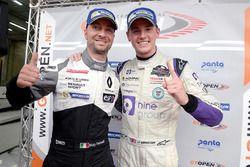 Race winner #14 V8 Racing Renault RS01: Nicky Pastorelli, Josh Webster