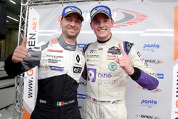 Race winner #14 V8 Racing Renault RS01: Nicky Pastorelli, Josh Webster