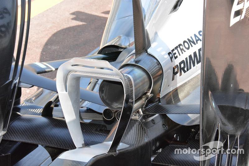 Comment Mercedes a répondu à Red Bull à Monaco