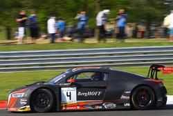 #4 Belgian Audi Club Team WRT Audi R8 LMS Ultra: Dries Vanthoor, Robin Frijns