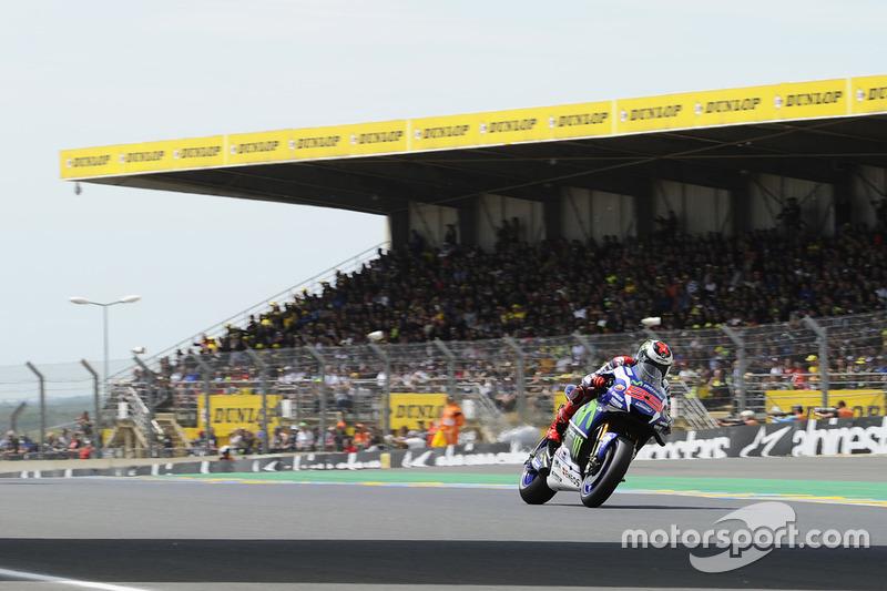 2016 : Jorge Lorenzo (Yamaha YZR-M1)