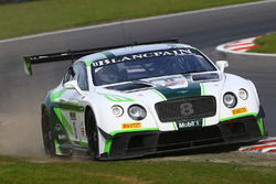 #8 Bentley Team M-Sport Bentley Continental GT3: Andy Soucek, Maxime Soulet