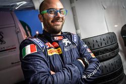Daniele Mangiarotti Peugeot 208 R2, Peugeot Sport Italia