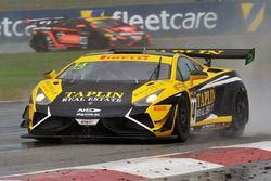 #14 Taplin Real Estate Lamborghini R-EX: Dean Canto, Andrew Taplin