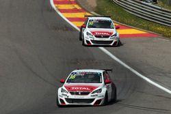 Grégory Guilvert, Sébastien Loeb Racing, Peugeot 308 Racing Cup