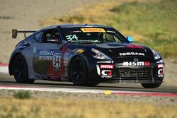 #34 CA Sport Nissan 370Z: Kristian Boodoosingh