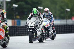 Eugene Laverty, Aspar MotoGP Team on the grid