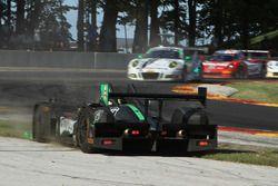 #20 BAR1 Motorsports Oreca FLM09: Bruno Junqueira, Matt McMurry