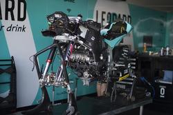Мотоцикл Денні Кента, Leopard Racing