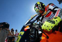 Valentino Rossi, Honda Team