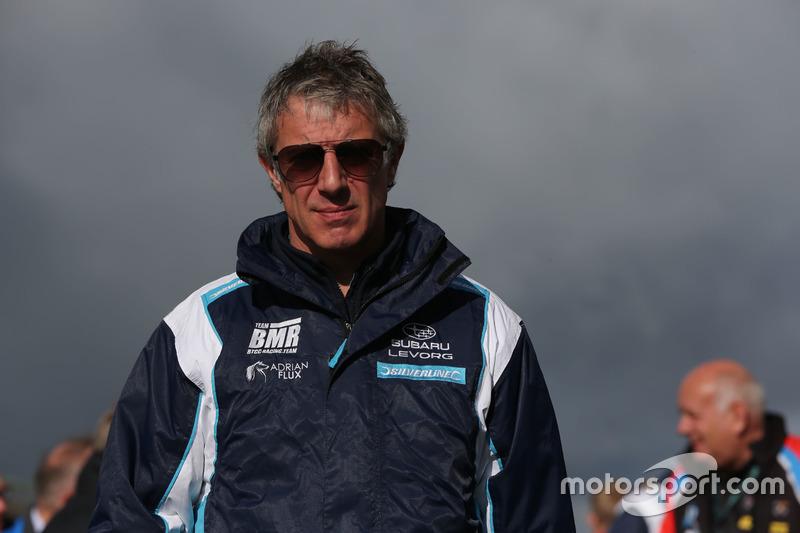 Jason Plato, Silverline Subaru BMR Racing