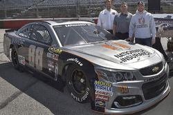 Throwback-Design von Dale Earnhardt Jr., Hendrick Motorsports, Chevrolet