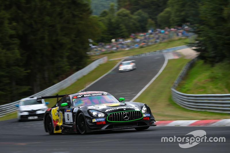 Uwe Alzen, Lance David Arnold, Jan Seyffarth, Haribo, Mercedes-AMG GT3