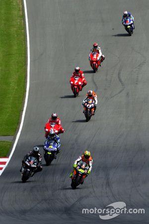 Valentino Rossi, Repsol Honda Team lider