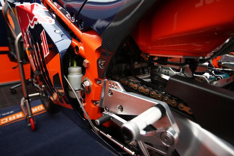 Мотоцикл KTM RC16