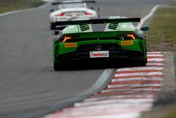 #16 GRT Grasser-Racing-Team, Lamborghini Huracán GT3: Luca Stolz, Mirko Bortolotti