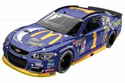 Jamie McMurray, Chip Ganassi Racing Chevrolet throwback scheme