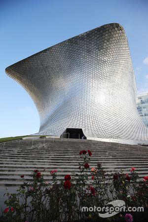 Gebäude in Mexiko