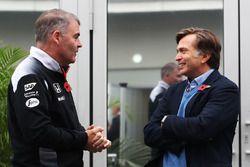 Jost Capito, McLaren Chief Executive Officer (Right)