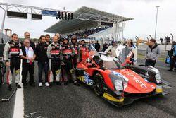#46 Thiriet by TDS Racing Oreca 05 - Nissan: Pierre Thiriet, Mathias Beche, Ryo Hirakama and Xavier