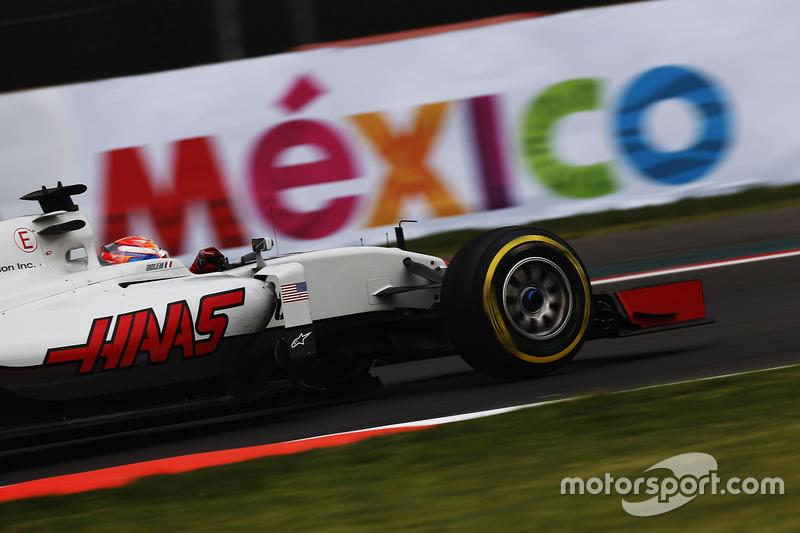 20e - Romain Grosjean (Haas)