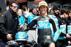 Third place Nicolo Bulega, Sky Racing Team VR46