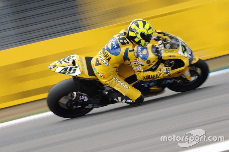 2006 - GP des Pays-Bas (de 18e à 8e)