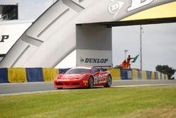 #86 Rossocorsa - Pellin Racing, Ferrari 458 Challenge Evo: Alberto Cola