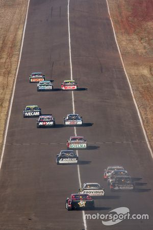 Christian Dose, Dose Competicion Chevrolet, Emiliano Spataro, Trotta Competicion Dodge, Mauricio Lam