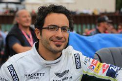 #97 Aston Martin Racing Aston Martin Vantage: Fernando Rees