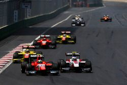 Jimmy Eriksson, Arden International devance Sergey Sirotkin, ART Grand Prix & Sean Gelael, Pertamina Campos Racing