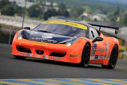 #152 CDP Ferrari 458 Challenge Evo: Renato Di Amato