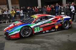 #51 AF Corse Ferrari 488 GTE