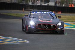 Патрис Лафарг, Поль Лафарг, #37 IDEC Sport Racing Mercedes-AMG GT3