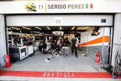 Sahara Force India F1 VJM09, Sergio Perez