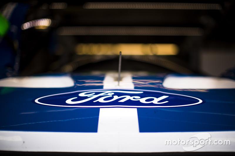 #66 Ford Chip Ganassi Racing Team UK Ford GT: Olivier Pla, Stefan Mücke, detail