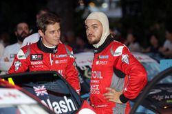 James Nash, Team Craft-Bamboo, SEAT León TCR and Sergey Afanasyev, Team Craft-Bamboo, SEAT León TCR