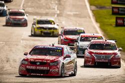 Tim Slade und Ash Walsh, Brad Jones Racing, Holden