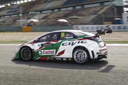 Tiago Monteiro, Honda Civic WTCC