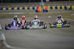 #17 Parma Malevaut Sport: Lodovico Laurini, Nicolas Picot, Andrew Deberne, Romain Mange, #53 Laval M