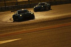 #88 Proton Racing Porsche 911 RSR: Халед Аль-Кубайси, Давид Хайнемайер Ханссон и Кевин Эстре, #1 Por