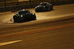 #88 Proton Racing Porsche 911 RSR: Khaled Al Qubaisi, David Heinemeier Hansson, Kevin Estre, #1 Pors