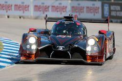 #60 Michael Shank Racing és Curb/Agajanian Ligier JS P2 Honda: Katherine Legge, Oswaldo Negri