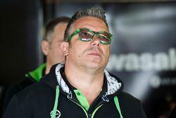 Lucio Pedercini, directeur Pedercini Racing