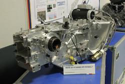 Une boîte de vitesses de GP2